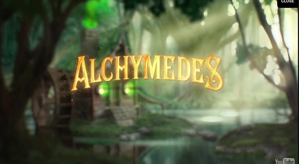 Alchymedes logga